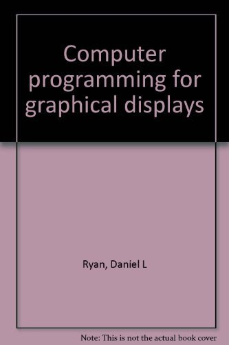 Computer Programming for Graphical Displays