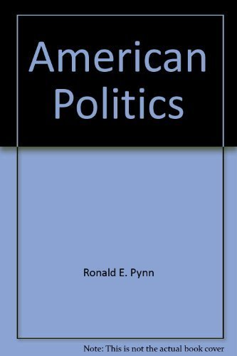 9780534028138: American politics: Changing expectations