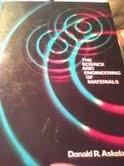 9780534029579: The Science and Engineering of Materials