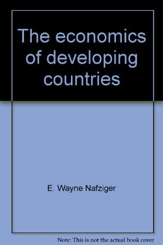 9780534029616: The economics of developing countries