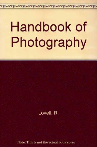 9780534031770: Handbook of Photography