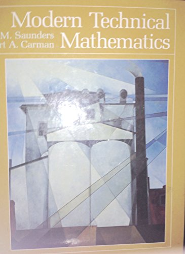 9780534035570: Modern Technical Mathematics