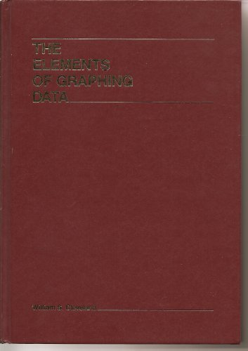 9780534037291: The Elements of Graphing Data