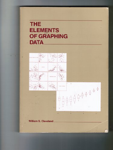 9780534037307: The Elements of Graphing Data