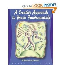 9780534037536: Creative Approach to Music Fundamentals