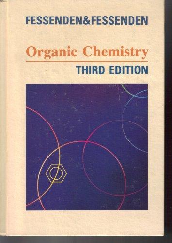 9780534050887: Organic Chemistry
