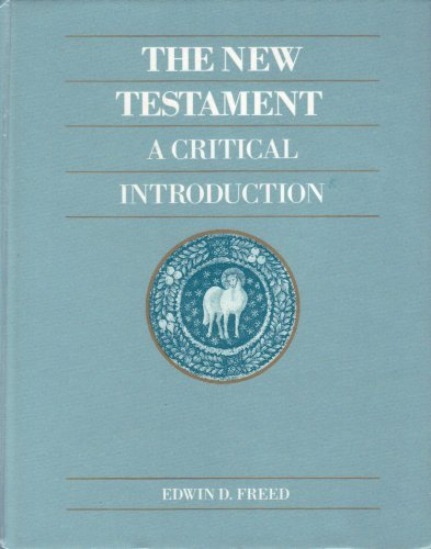 9780534053888: New Testament