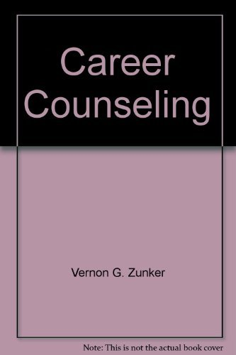 9780534055080: Career counseling: Applied concepts of life planning