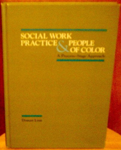 9780534055868: Social Work Practice and People of Color: A Process-stage Approach