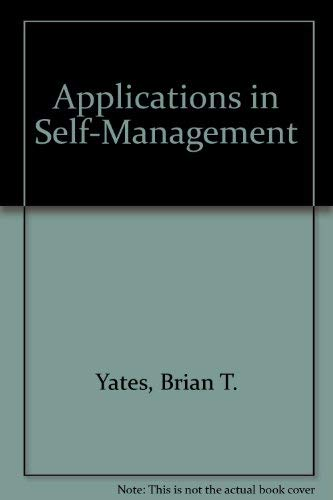 9780534057541: Applications in Self-Management
