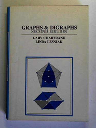 Graphs & Digraphs: G. Chartrand, L.