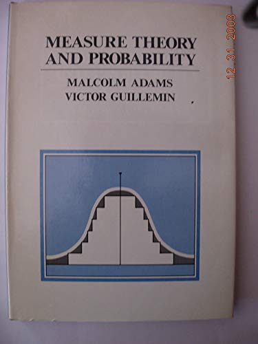 9780534063306: Measure Theory and Probability (The Wadsworth & Brooks/Cole Mathematics Series (Closed))