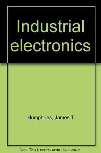 9780534063900: Industrial electronics