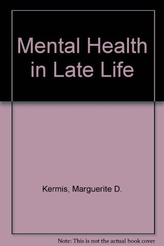 9780534064204: Mental Health in Late Life