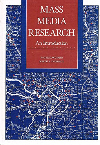 9780534067021: Mass Media Research: An Introduction