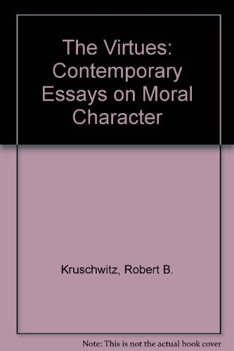 essays on morals Essays on faith and morals has 11 ratings and 3 reviews erik said: ralph barton perry selected these essays and extracts of james' work to demonstrate .