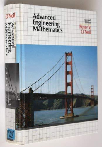 Advanced Engineering Mathematics: Peter V. O'Neil