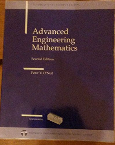 9780534067946: Advanced Engineering Mathematics