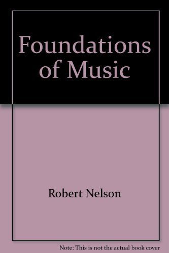 9780534068943: Foundations of music: A computer-assisted introduction