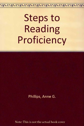 9780534069667: Steps to Reading Proficiency