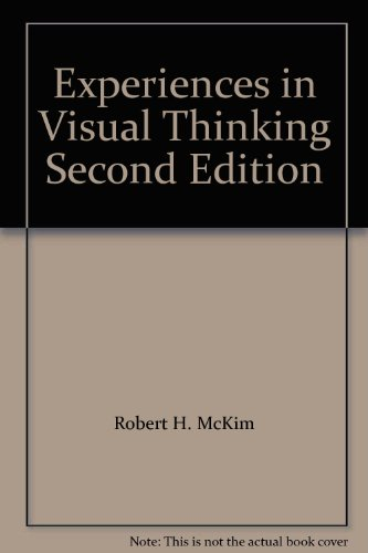 9780534071233: Experiences in Visual Thinking