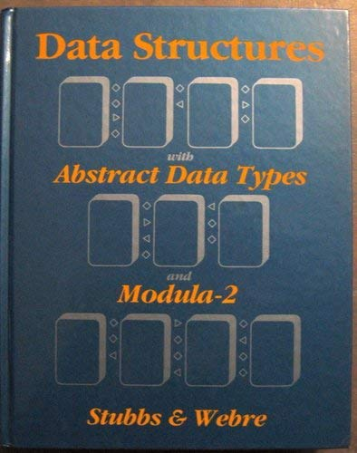 9780534073022: Data Structures with Abstract Data Types and Modula-2