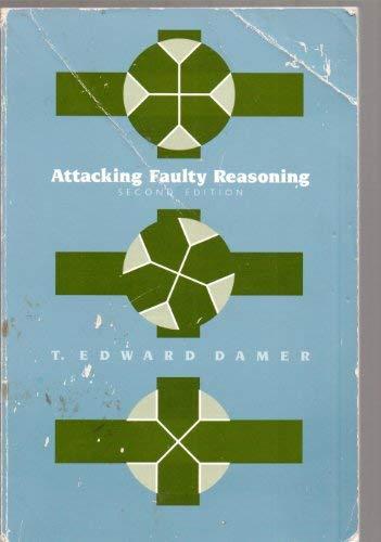 9780534076146: Attacking Faulty Reasoning
