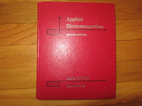 9780534076207: Applied Electromagnetism - Second Edition