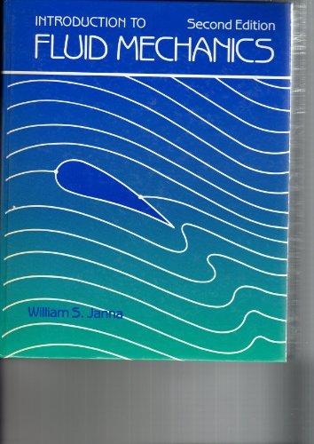 9780534076320: Introduction to Fluid Mechanics