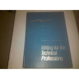 9780534078843: Writing for the Technical Professions
