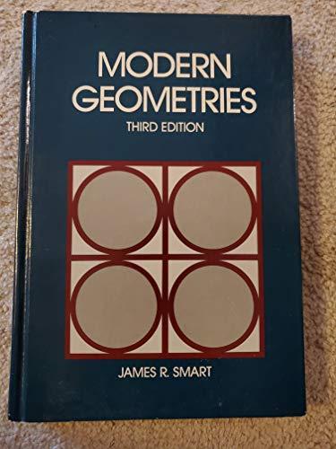 Modern Geometries (Wadsworth Series in Mass Communication): James R. Smart