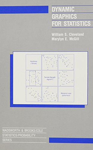 Dynamic Graphics Statistics (Wadsworth & Brooks/Cole Statistics/Probability Series): ...