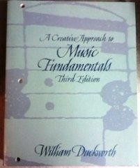 9780534094201: A Creative Approach to Music Fundamentals (3)