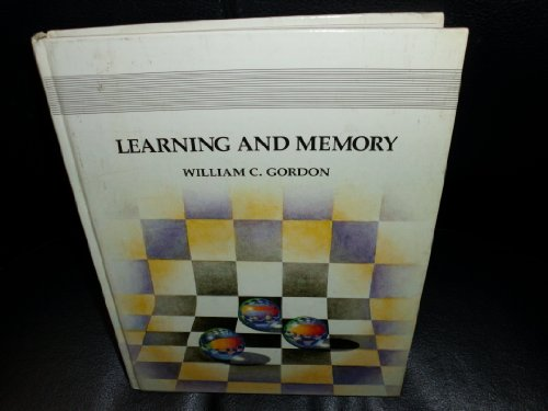 9780534094980: Learning and Memory