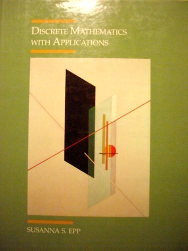 Discrete Mathematics with Applications: Epp, Susanna S.