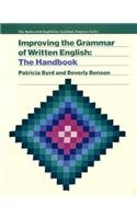 9780534096601: Improving the Grammar of Written English: The Handbook (The Wadsworth English for Academic Purposes Series)