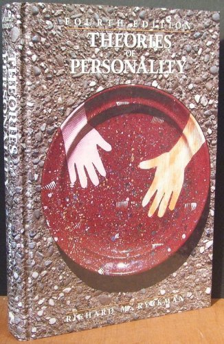 9780534099961: Theories of Personality