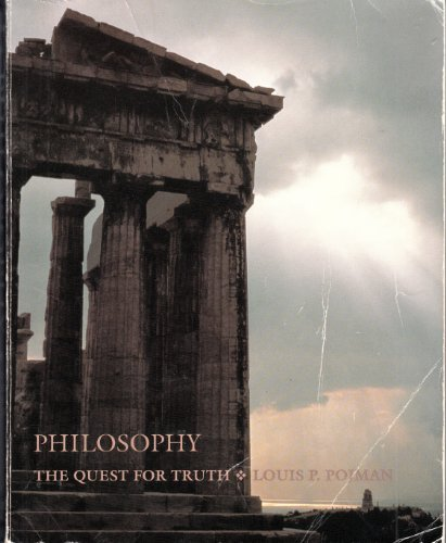 9780534101763: Philosophy: The quest for truth
