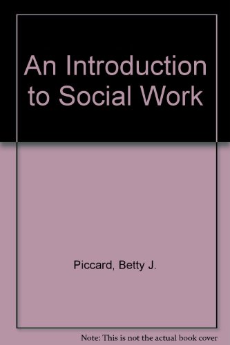 9780534107659: Introduction to Social Work: A Primer