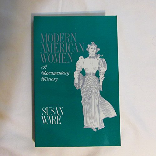 9780534110192: Modern American Women: A Documentary History