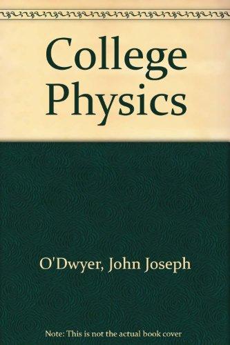9780534118532: College Physics