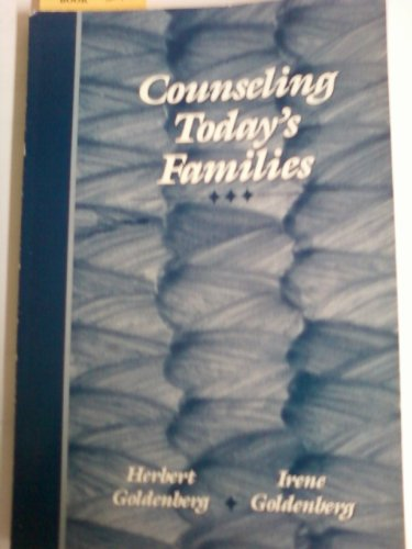 9780534119348: Counseling Today's Families