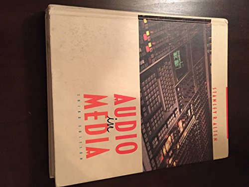 9780534121341: Audio in Media (Wadsworth series in mass communication)
