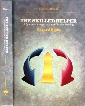 9780534121389: The Skilled Helper: A Systematic Approach to Effective Helping, Fourth Edition