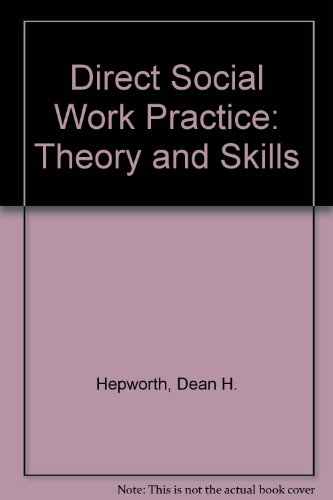 9780534123666: Direct Social Work Practice: Theory and Skills