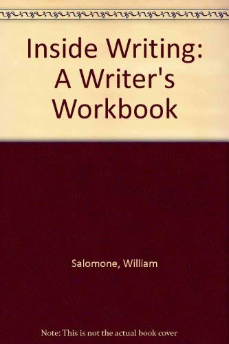 9780534124922: Inside Writing: A Writer's Workbook