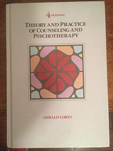 9780534133146: Theory and Practice of Counseling and Psychotherapy