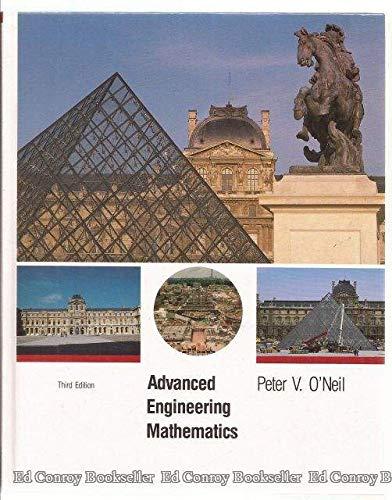 Advanced Engineering Mathematics: O'Neil, Peter V.
