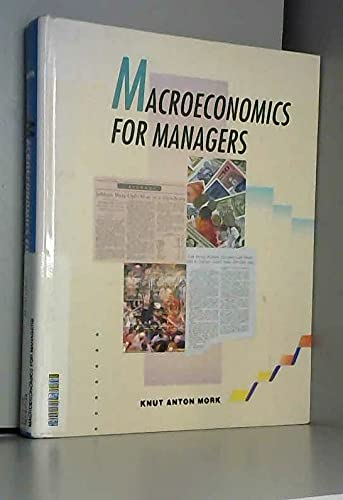 9780534137946: Macroeconomics for Managers