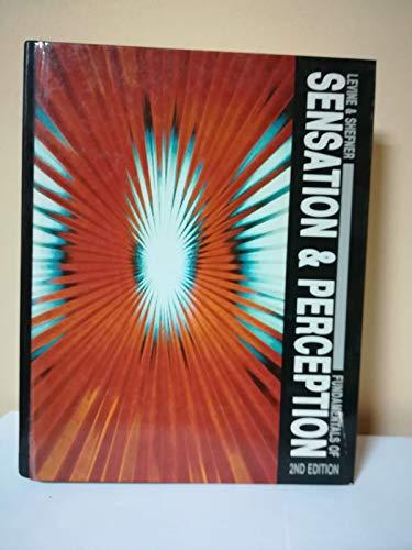 9780534141721: Fundamentals of Sensation and Perception